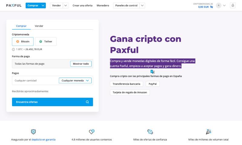 Dashboard CryptoPanic