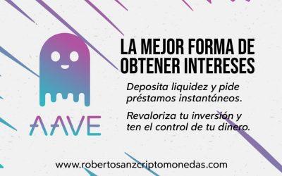 AAVE: La mejor forma de obtener ingresos pasivos con criptomonedas