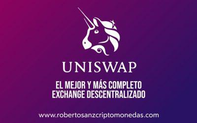 UNISWAP: El MEJOR y más completo Exchange descentralizado