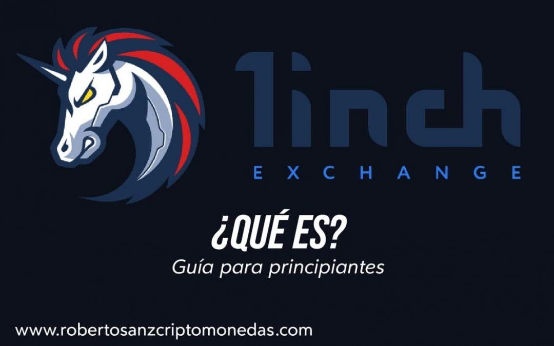 ¿Qué es 1inch Exchange? Guía para principiantes